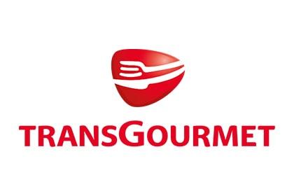 Das Logo von Transgourmet.