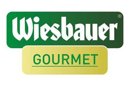 Das Logo von Wiesbauer Gourmet.